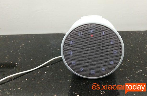Xiaomi Mi Music Alarm Clock - Especificaciones