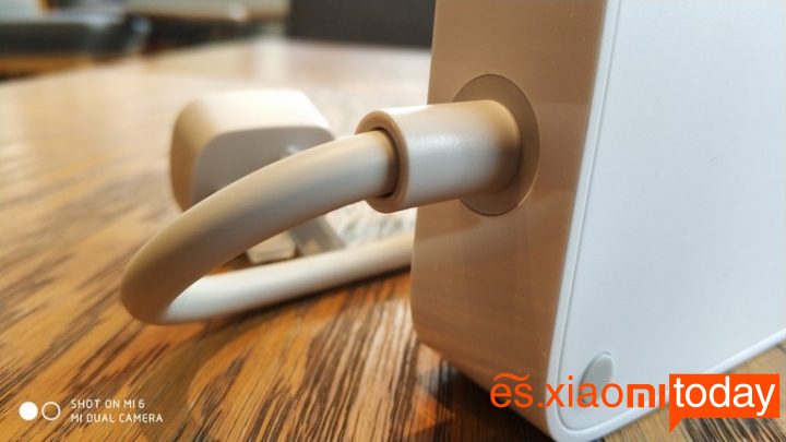 Xiaomi Mijia Power Strip de interruptores independientes - Triple seguridad