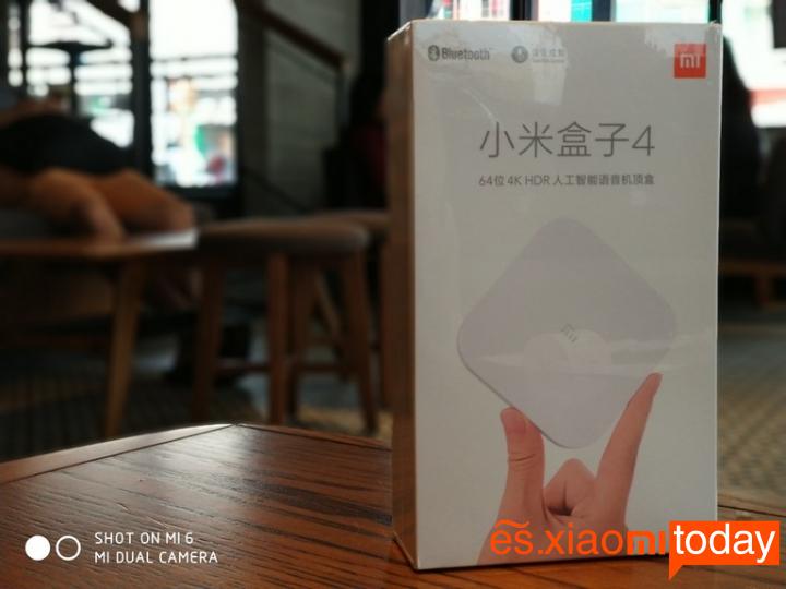 Xiaomi Mi Box 4 Análisis - Conclusiones