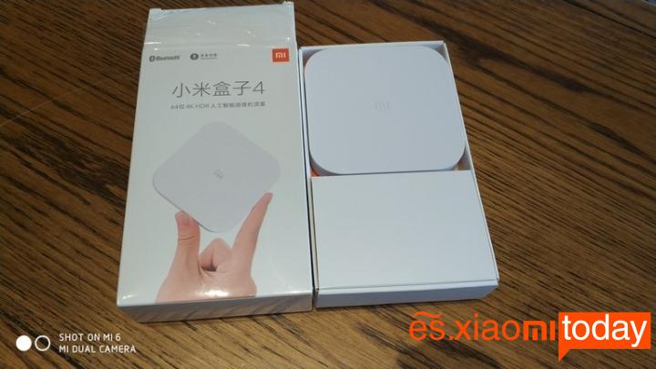 Xiaomi Mi Box 4 Análisis - Software