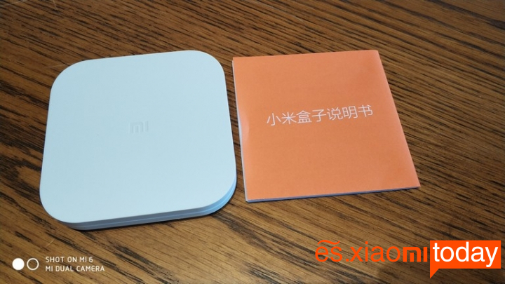 Xiaomi Mi Box 4 Análisis - Software
