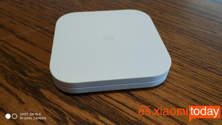 Xiaomi Mi Box 4 Análisis - Diseño