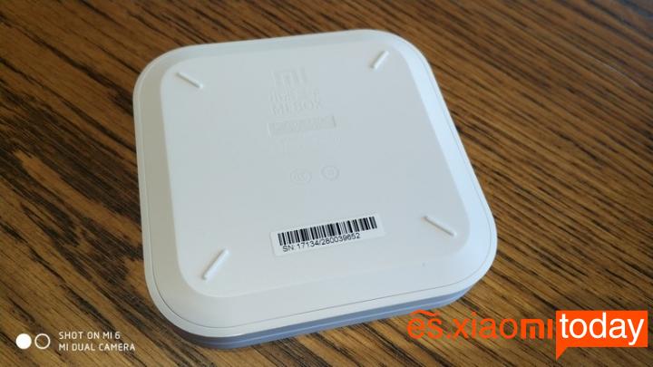 Xiaomi Mi Box 4 Análisis - Especificaciones