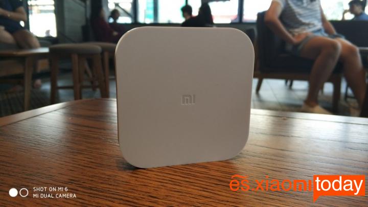Xiaomi Mi Box 4 Análisis