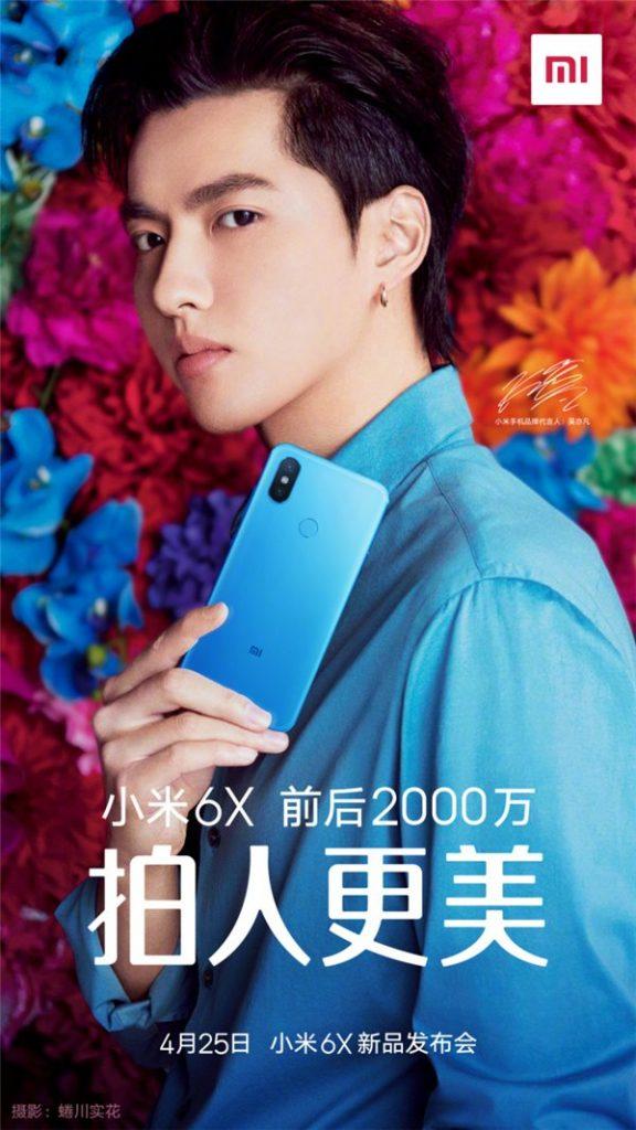 Xiaomi Mi A1 y Mi 6X
