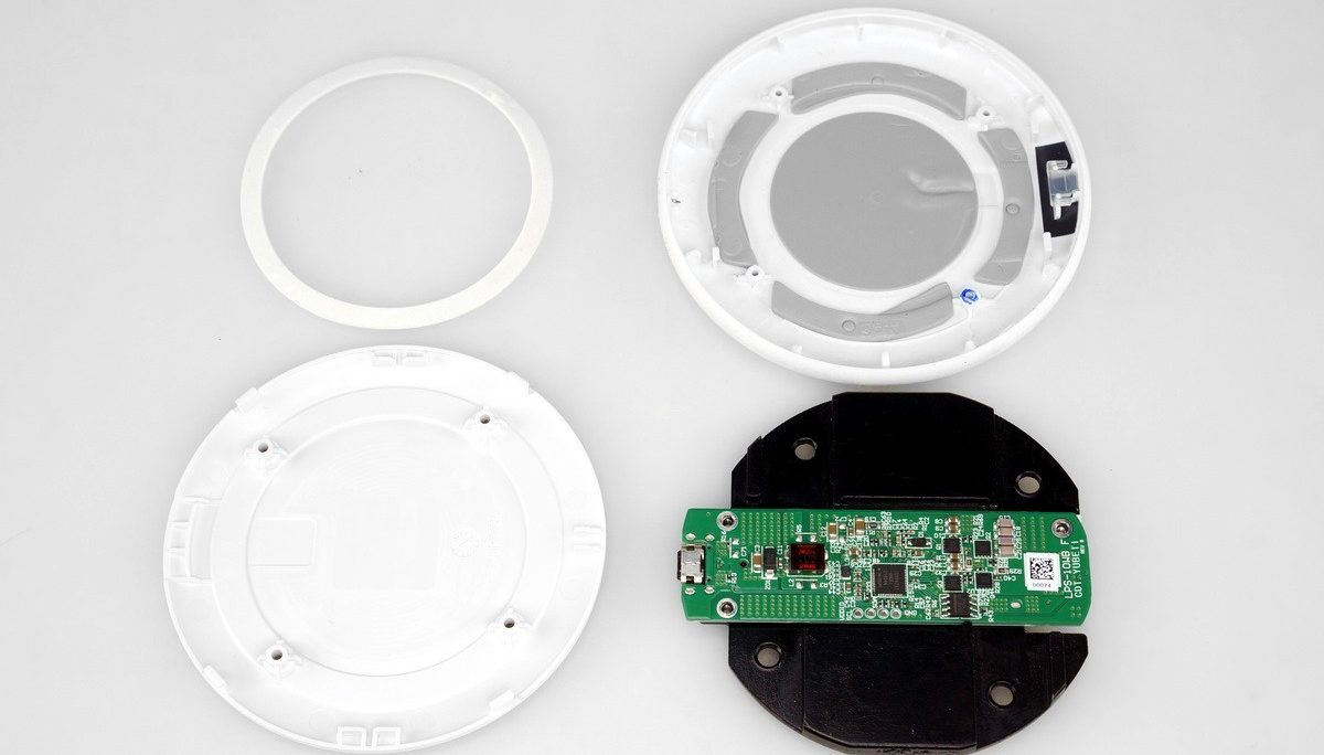 Desmontaje del Xiaomi Wireless Charger
