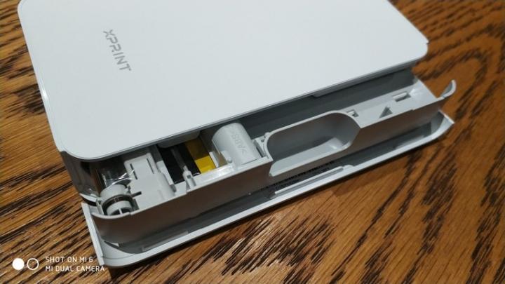 Xiaomi Xprint Photo AR Printer - Batería