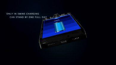 Blackview P10000 Pro: Tecnología de carga rápida de baja tensión 5V/5A