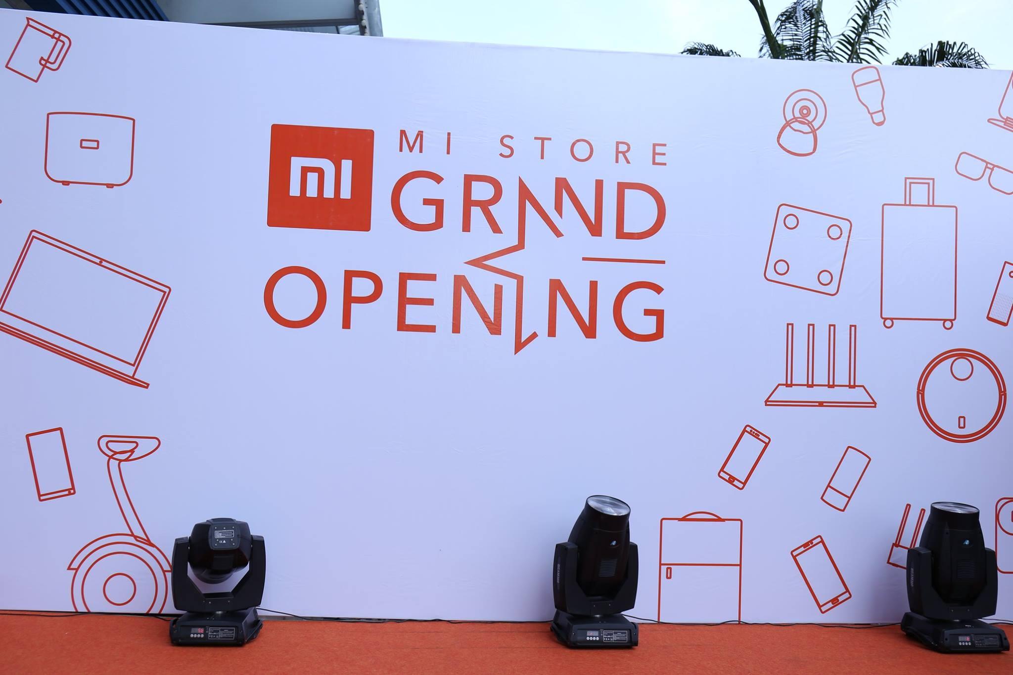 Xiaomi ha abierto una nueva tienda en Vietnam