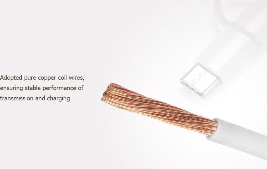 Xiaomi Mi Cable 2 en 1 - Diseño y construcción