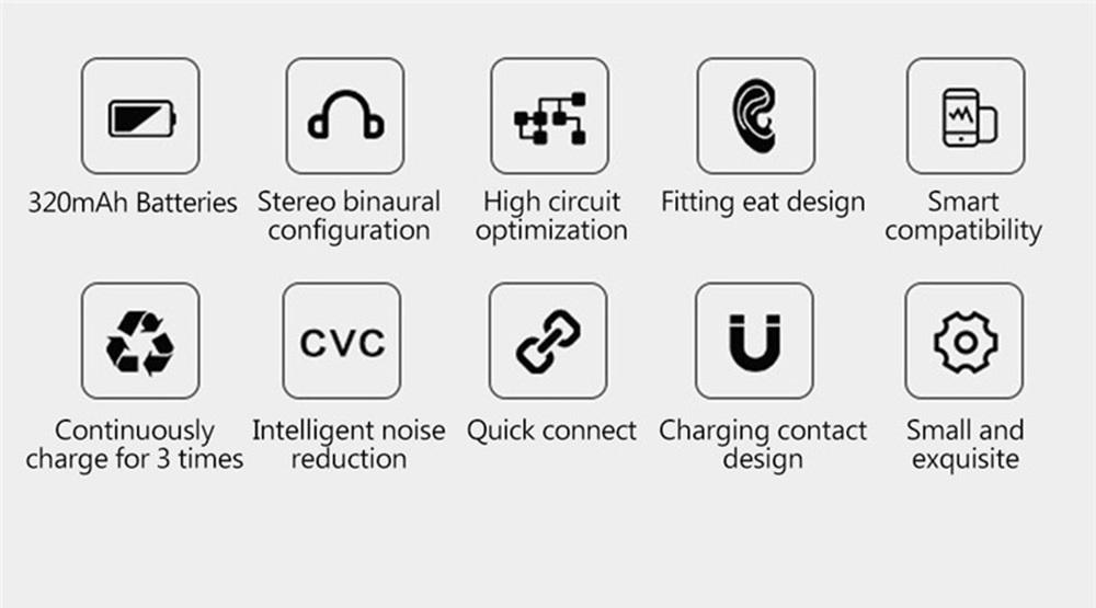 Air Tws - Verdaderos audífonos inalámbricos