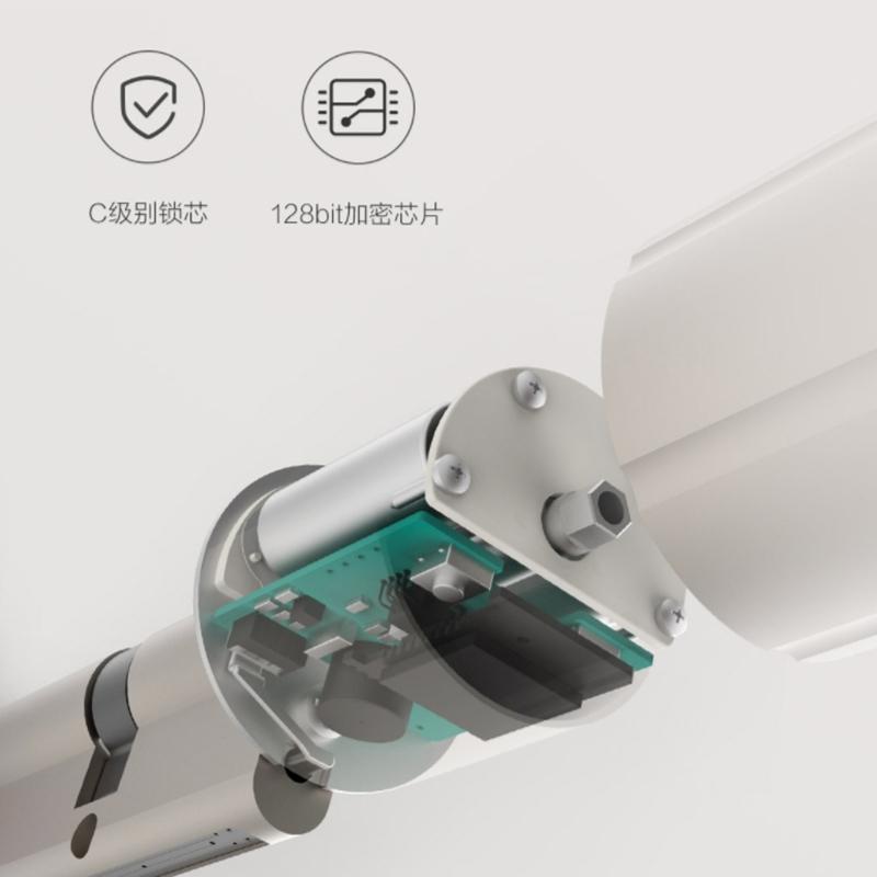Xiaomi Aqara Anti-theft detalle instalacion