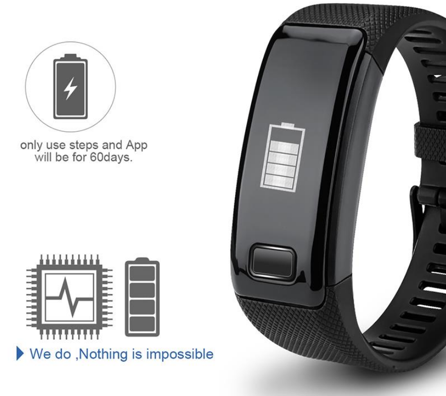 C9 Smart Wristband Rendimiento