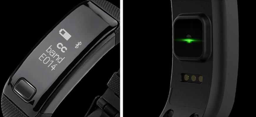 C9 Smart Wristband Construcción