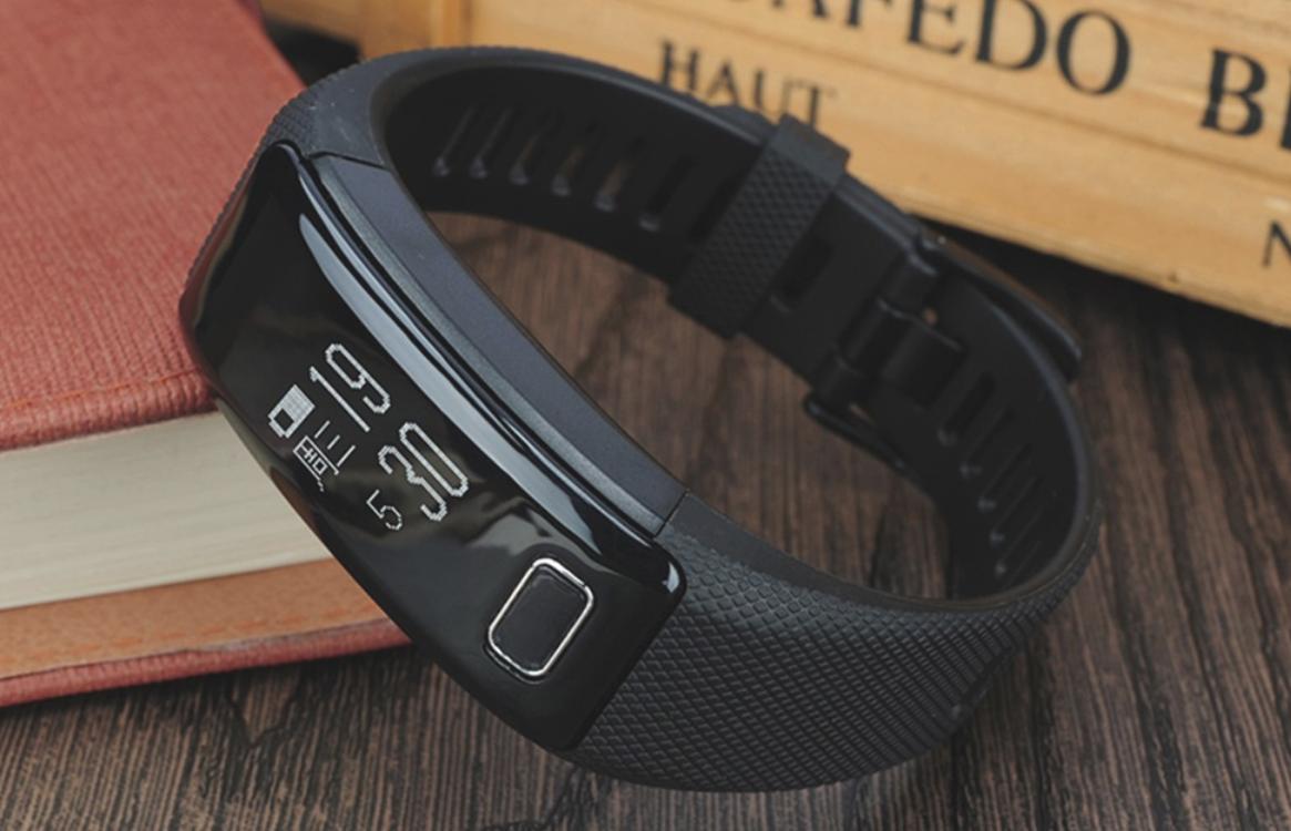 C9 Smart Wristband Exhibición