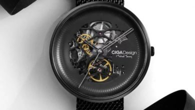 Ciga Design Mechanical Watch principal
