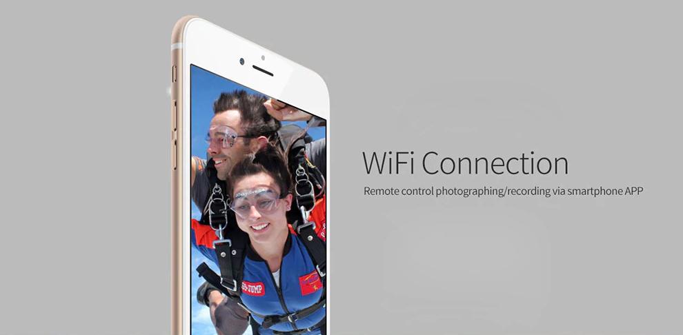 DveeTech S2 Conexión WiFi
