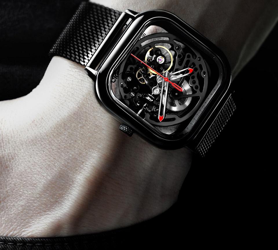 Xiaomi CIGA Design - nuevo reloj mecánico