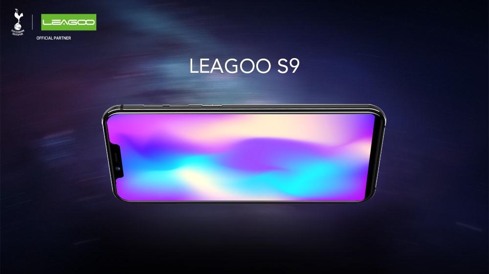 Reserva global del LEAGOO S9