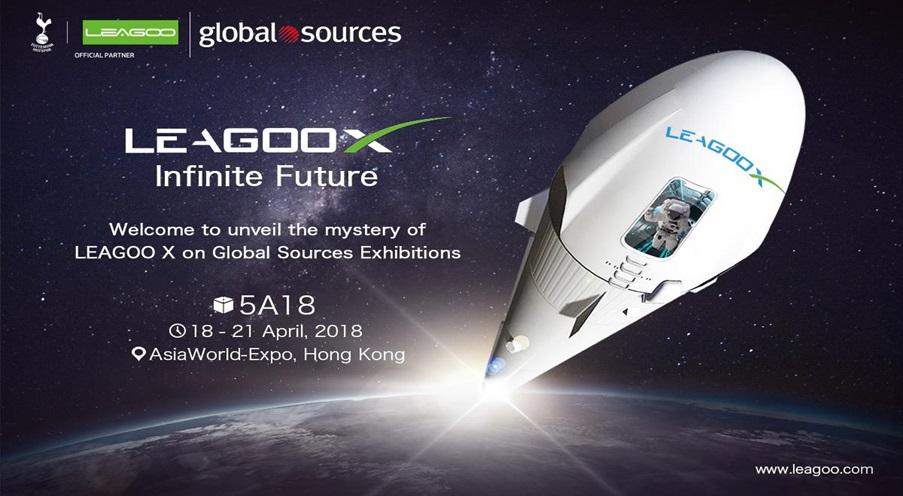 El LEAGOO S10 y el S9 Pro se presentarán en el Global Sources Exhibition