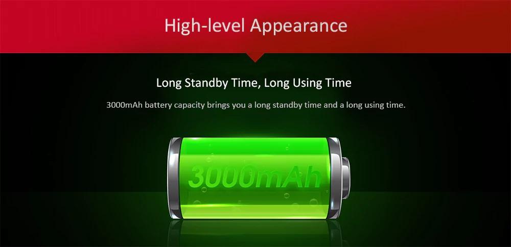 Lenovo S5 batería
