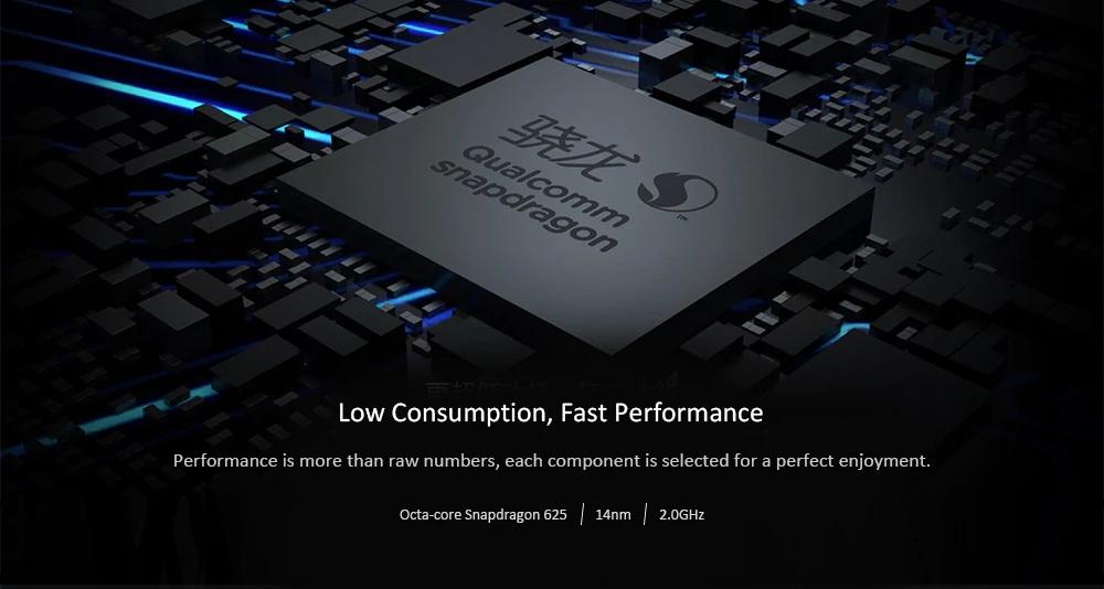 Lenovo S5 hardware