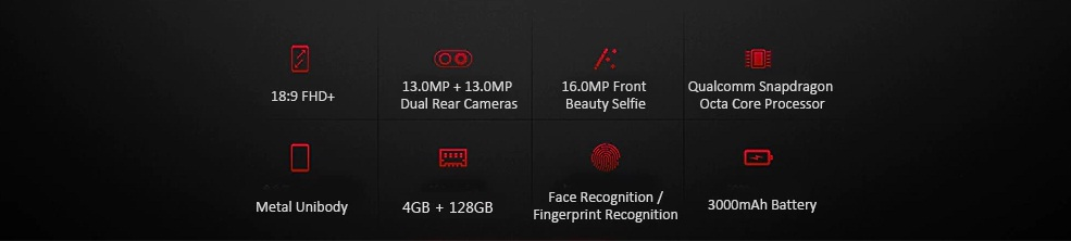 Lenovo S5 introducción