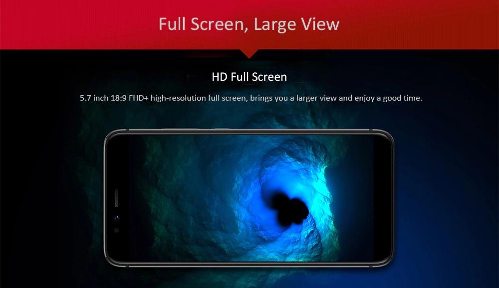 Lenovo S5 pantalla