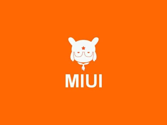 MIUI versión 9.5 introducción