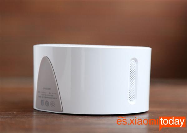 Xiaomi Mi Music Alarm Clock - Tecnologías de sonido