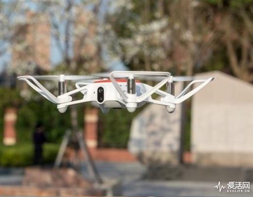 Xiaomi MITU Mi Rabbit Drone - Cámara y características