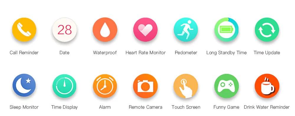OUKITEL W1 - un smartwatch casual con mucho estilo y funcionalidad