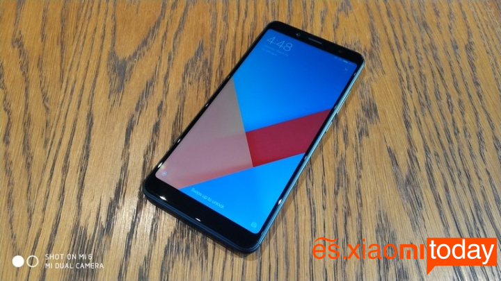 Redmi Note 5 Versión China Monitor