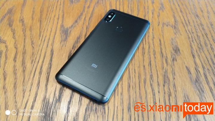 Redmi Note 5 Versión China Negro
