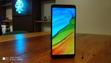 Redmi Note 5 Versión China Pantalla