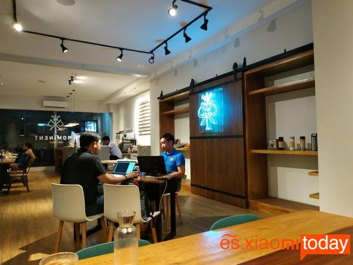 Redmi Note 5 Versión China Interior