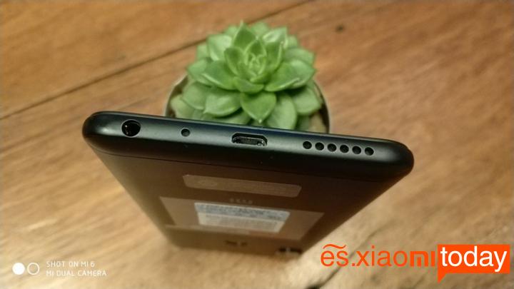 Redmi Note 5 Versión China USB