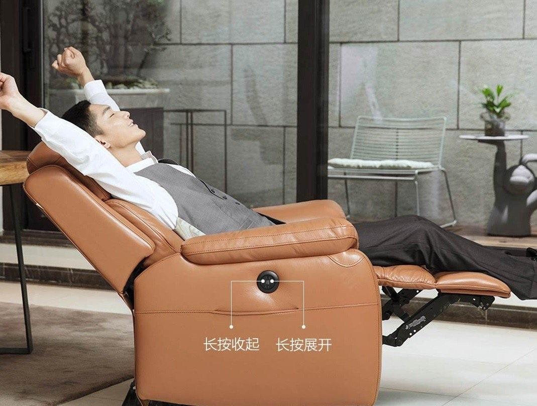 Nuevo y cómodo sofá reclinable Xiaomi de la marca 8H