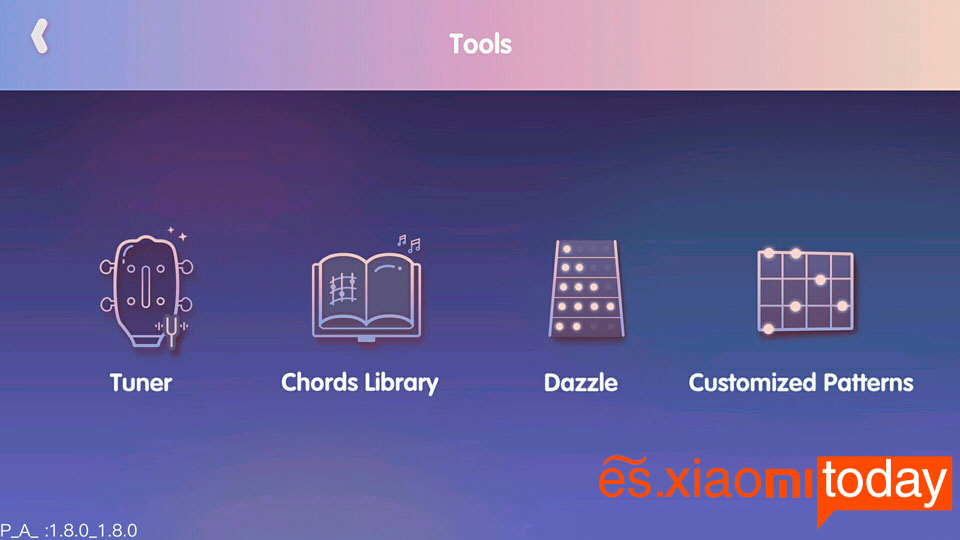 Xiaomi PopXiaomi Populele Análisis - Uso práctico