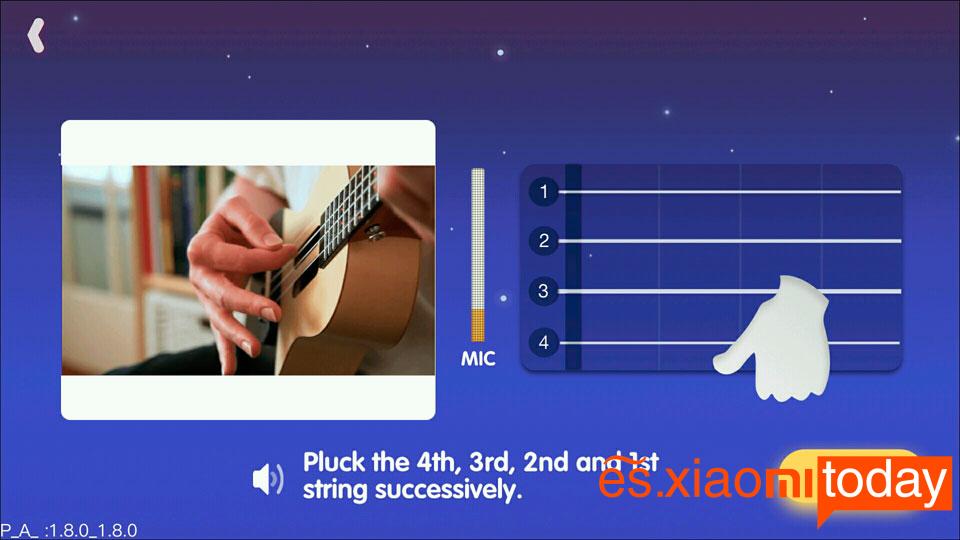 Xiaomi Populele Análisis - Uso práctico