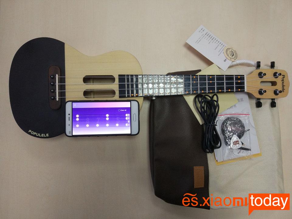 Xiaomi Populele Análisis - Diseño y construcción