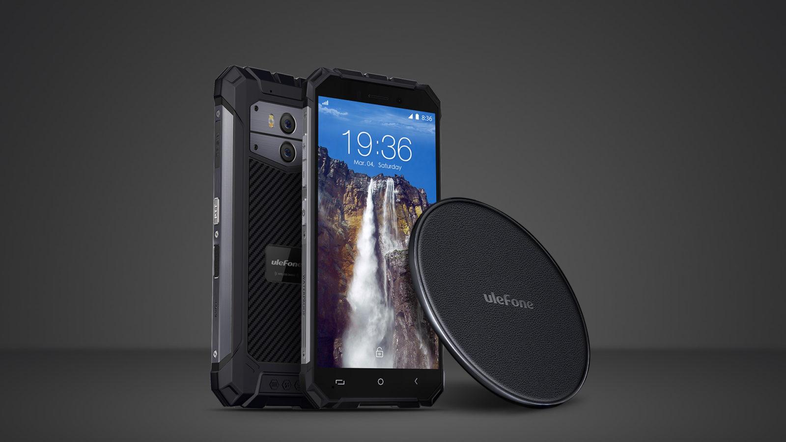 Ulefone Armor X - nuevo móvil rugerizado con certificación IP68