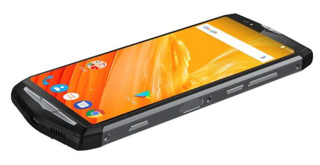 Ulefone Power 5 - Impresionante batería de 13000mAh