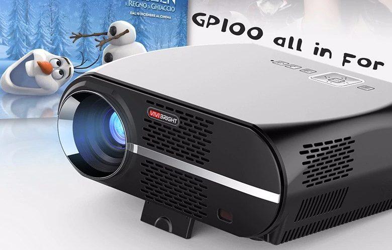 VIVIBRIGHT GP100 Projector destacada