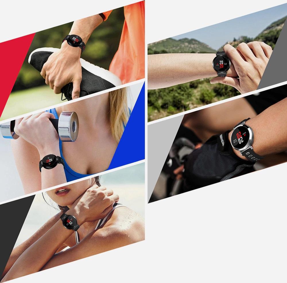 Wlngwear M10 - reloj inteligente con funciones deportivas