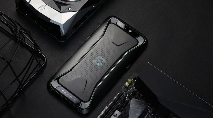 Xiaomi BlackShark Gaming Phone - Nuevo smartphone dedicado a videojuegos