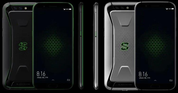 Xiaomi BlackShark - El dispositivo Android más poderoso según AnTuTu