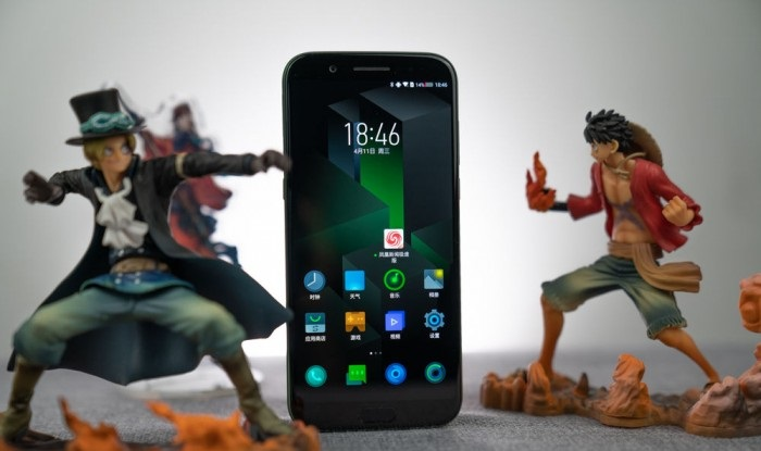 Xiaomi BlackShark Gaming Phone - Software
