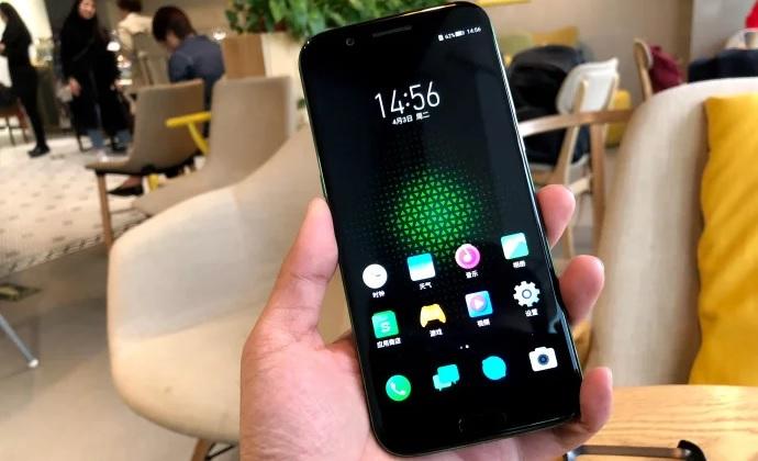 Xiaomi BlackShark Gaming Phone - Pantalla