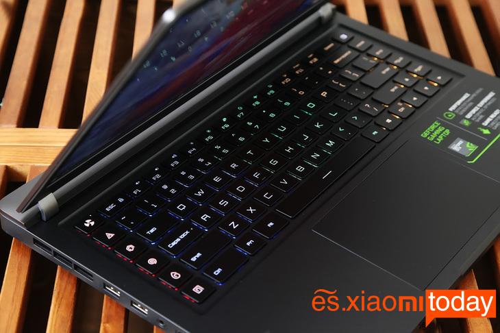 Xiaomi Gaming Laptop Análisis - Nuevo portátil destinado al mundo de los videojuegos